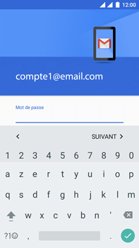 OnePlus 3 - E-mail - Configuration manuelle - Étape 14