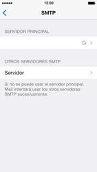 Apple iPhone 5s - E-mail - Configurar correo electrónico - Paso 17