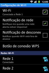 Huawei U8667 - Wi-Fi - Como configurar uma rede wi fi - Etapa 10