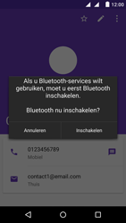 Fairphone Fairphone 2 - Contacten en data - Contacten overzetten via Bluetooth - Stap 9