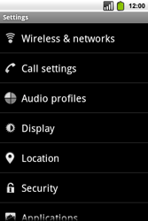 Alcatel OT-991 Smart - Network - Usage across the border - Step 4