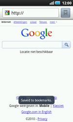 Samsung I5800 Galaxy Apollo - Internet - Internet browsing - Step 6