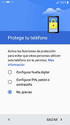 Samsung Galaxy A3 (2017) (A320) - Primeros pasos - Activar el equipo - Paso 10