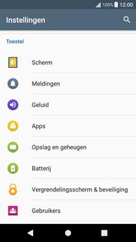 Sony Xperia XA1 Plus (G3421) - Beveiliging en ouderlijk toezicht - Hoe wijzig ik mijn SIM PIN-code - Stap 4