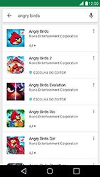 LG X Power - Aplicativos - Como baixar aplicativos - Etapa 13