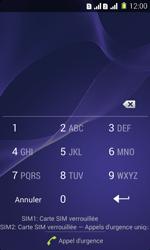 Sony Xpéria E1 Dual - Premiers pas - Créer un compte - Étape 3