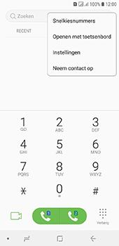 Samsung galaxy-j6-sm-j600fn-ds - Voicemail - Handmatig instellen - Stap 5