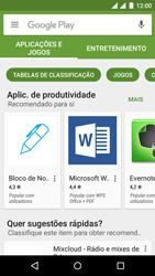 Wiko Rainbow Jam DS - Aplicações - Como pesquisar e instalar aplicações -  3