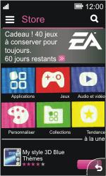 Nokia Asha 311 - Applications - Télécharger des applications - Étape 5