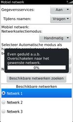 BlackBerry 9860 Torch - Netwerk - Gebruik in het buitenland - Stap 9