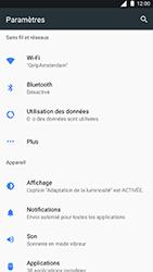 Nokia 8 - Internet - Configuration manuelle - Étape 4