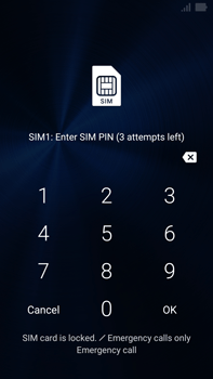 Asus Zenfone 3 - Primeiros passos - Como ativar seu aparelho - Etapa 3