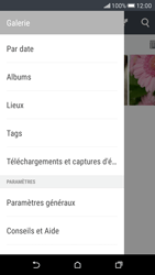 HTC Desire 626 - Photos, vidéos, musique - Envoyer une photo via Bluetooth - Étape 5
