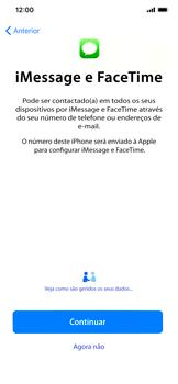 Apple iPhone XR - Primeiros passos - Como ligar o telemóvel pela primeira vez -  20