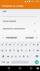 Wiko Tommy 2 - E-mails - Ajouter ou modifier un compte e-mail - Étape 16