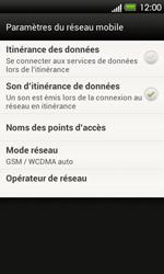 HTC T320e One V - Internet - Utilisation à l