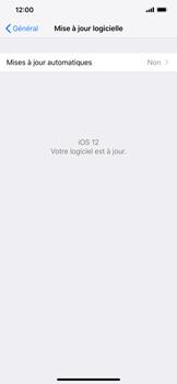Apple iPhone XR - Appareil - Mises à jour - Étape 7