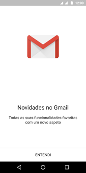 Motorola Moto G6 - Email - Configurar a conta de Email -  5