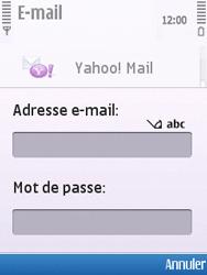 Nokia C5-00 - E-mail - Configuration manuelle - Étape 9