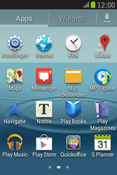 Samsung S6310 Galaxy Young - Internet - buitenland - Stap 21