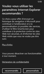 Nokia Lumia 635 - Internet - Navigation sur Internet - Étape 3