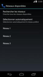LG D821 Google Nexus 5 - Réseau - utilisation à l'étranger - Étape 11