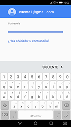 Huawei P10 - E-mail - Configurar Gmail - Paso 11