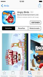 Apple iPhone SE iOS 10 - Aplicaciones - Descargar aplicaciones - Paso 14