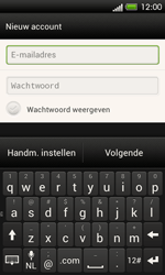 HTC C525u One SV - E-mail - Handmatig instellen - Stap 6
