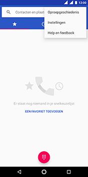 Nokia 5.1 - Voicemail - handmatig instellen - Stap 6