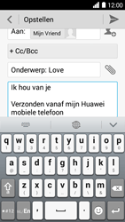 Huawei Ascend Y530 - E-mail - Bericht met attachment versturen - Stap 9