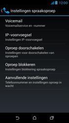 HTC Desire 310 - Voicemail - Handmatig instellen - Stap 8