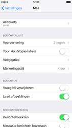 Apple iPhone 7 (Model A1778) - Beveiliging en ouderlijk toezicht - Contacten, Email en foto
