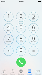 Apple iPhone 5 iOS 9 - SMS - Manual configuration - Step 3
