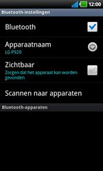 LG P920 Optimus 3D Speed - Bluetooth - Headset, carkit verbinding - Stap 6