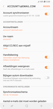 Samsung galaxy-note-9-sm-n960f - E-mail - Instellingen KPNMail controleren - Stap 9