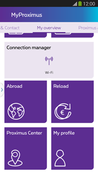 Samsung Galaxy S5 G900F - Applications - MyProximus - Step 18