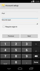 LG D821 Google Nexus 5 - Email - Manual configuration - Step 16