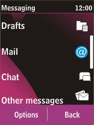 Nokia C2-03 - E-mail - Sending emails - Step 4