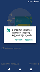 Sony Xperia XZ - Android Oreo - E-mail - e-mail instellen (outlook) - Stap 11