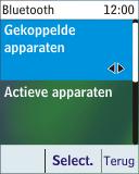 Nokia 113 - Bluetooth - Headset, carkit verbinding - Stap 6