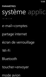 Nokia Lumia 920 LTE - Wifi - configuration manuelle - Étape 3