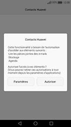 Huawei Nova - Contact, Appels, SMS/MMS - Ajouter un contact - Étape 3