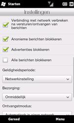 HTC T8585 HD II - MMS - probleem met ontvangen - Stap 6