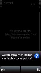 Nokia 5800 Xpress Music - Internet - Manual configuration - Step 8