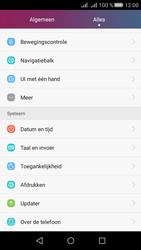 Huawei Y5 II - Netwerk - Software updates installeren - Stap 4