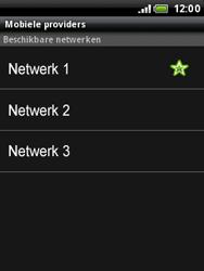 HTC A3333 Wildfire - Netwerk - gebruik in het buitenland - Stap 12