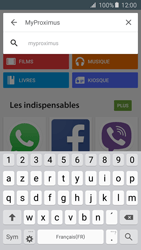 Samsung G903F Galaxy S5 Neo - Applications - MyProximus - Étape 6