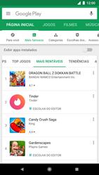 Google Pixel 2 - Aplicativos - Como baixar aplicativos - Etapa 7