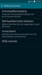 Samsung Galaxy Alpha 4G (SM-G850F) - SMS - Handmatig instellen - Stap 9